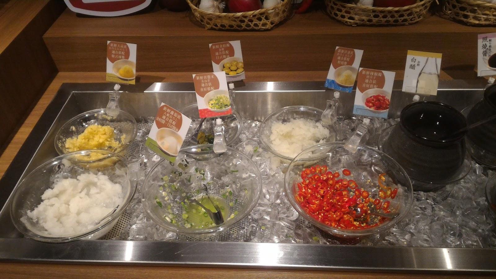 P 20161016 195221 - 【台南東區】涮乃葉吃到飽日式涮涮鍋 - 新鮮蔬菜與手工拉麵,還有超濃郁的霜淇淋!