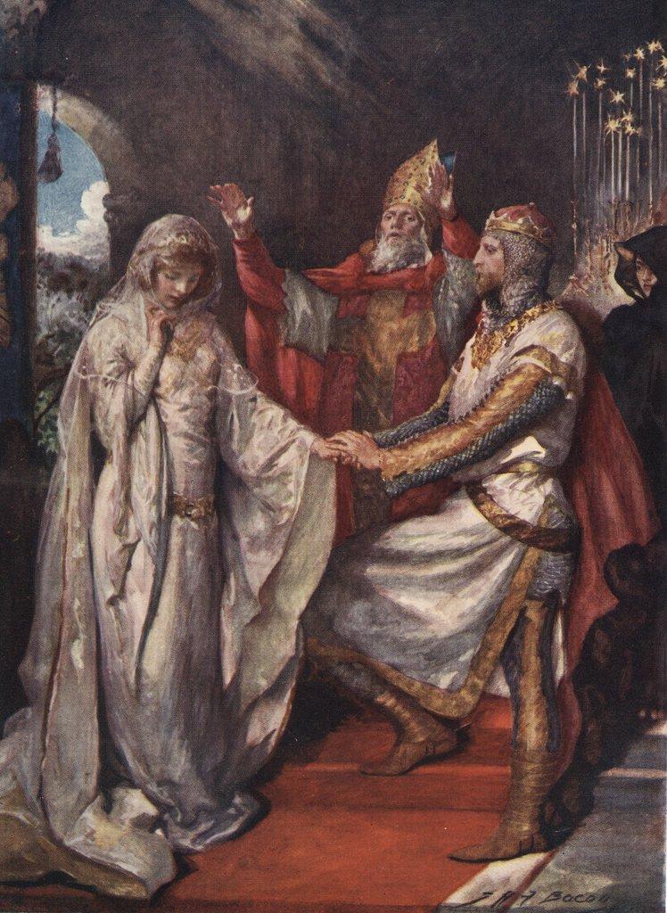 TABLEAU POÉTIQUE DES SACREMENTS EN GÉNÉRAL.  Vicomte Walsh – 1852 Matrimonio%2BArturo%2By%2BGinebra.