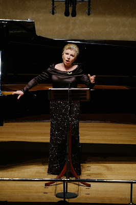 Mariella Devia at Rosenblatt Recitals at the Wigmore Hall - photo Jonathan Rose
