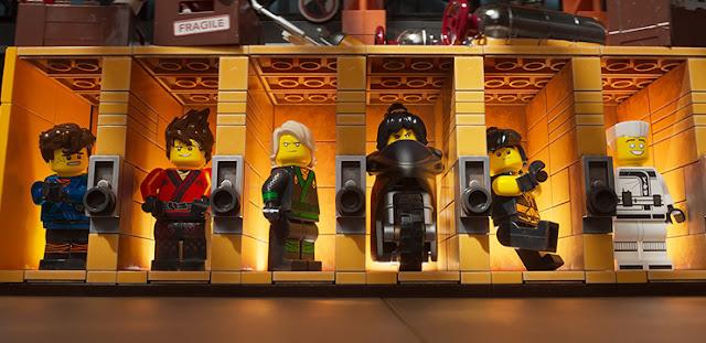 Η Ταινία LEGO Ninjago (2017)