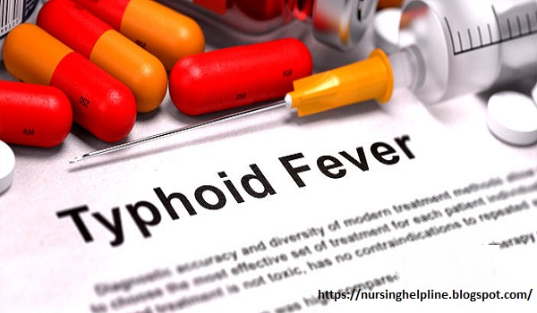 Typhoid fever treatment guidelines