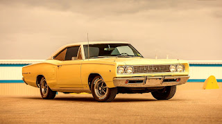 1968 Dodge Coronet 500 Sport Coupe Front Right