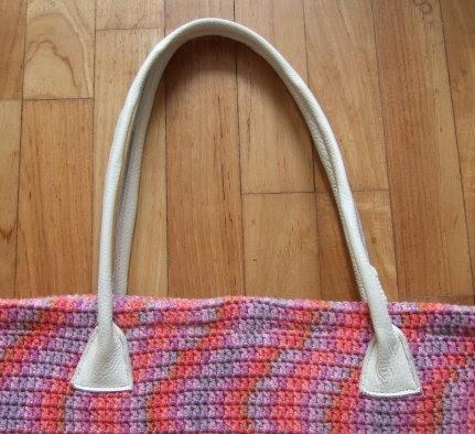 Como hacer asas para bolsos - Como hacer bolsos tejidos ...