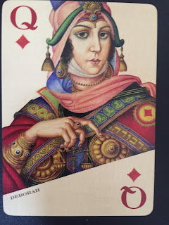 Deborah Queen of Diamonds
