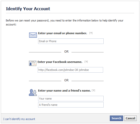 ₪ Hacking Tips & Tricks ₪: Hack facebook account with help of 3