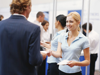 Trade Show Etiquette for Attendees