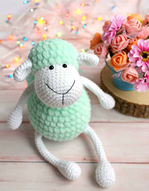 Free Crochet Easter Decor Patterns