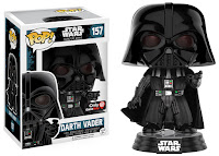 Funko Pop! Darth Vader GameStop