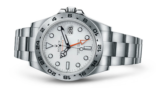 photo of Rolex Explorer II Model