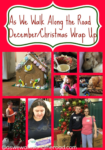 Homeschool and family life weekly wrap up