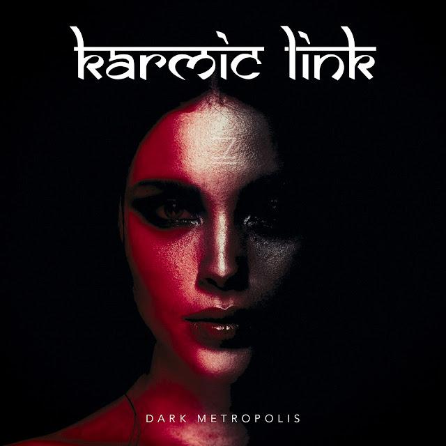 Behind The Artworks: Karmic Link - Dark Metropolis (2018)