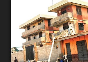 Man aggresively pushed His Wife Off A Storey Building In Lagos state