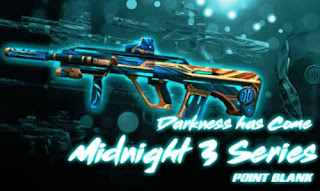 Server Maintenance PB Garena Indonesia 1 Agustus 2017 Seri Midnight 3