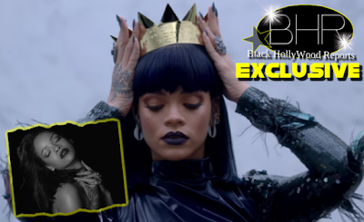 "Rihanna Releases New Music Video ""Kiss It Better"""