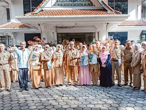 Pemenang Olimpiade Guru Nasional 2018 dari Kota Bandung