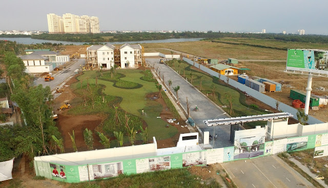 Vinaliving launches new project for the Saigon South area in the year 2015