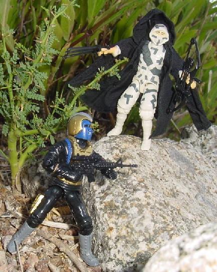 1988 Stormshadow, 2003 Convention Exclusive Black Dragon Trooper