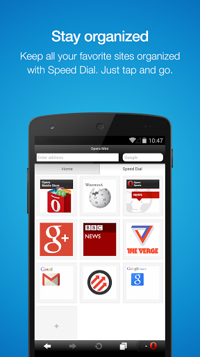 Opera Mini Browser 7.5.4 Apk Free Download