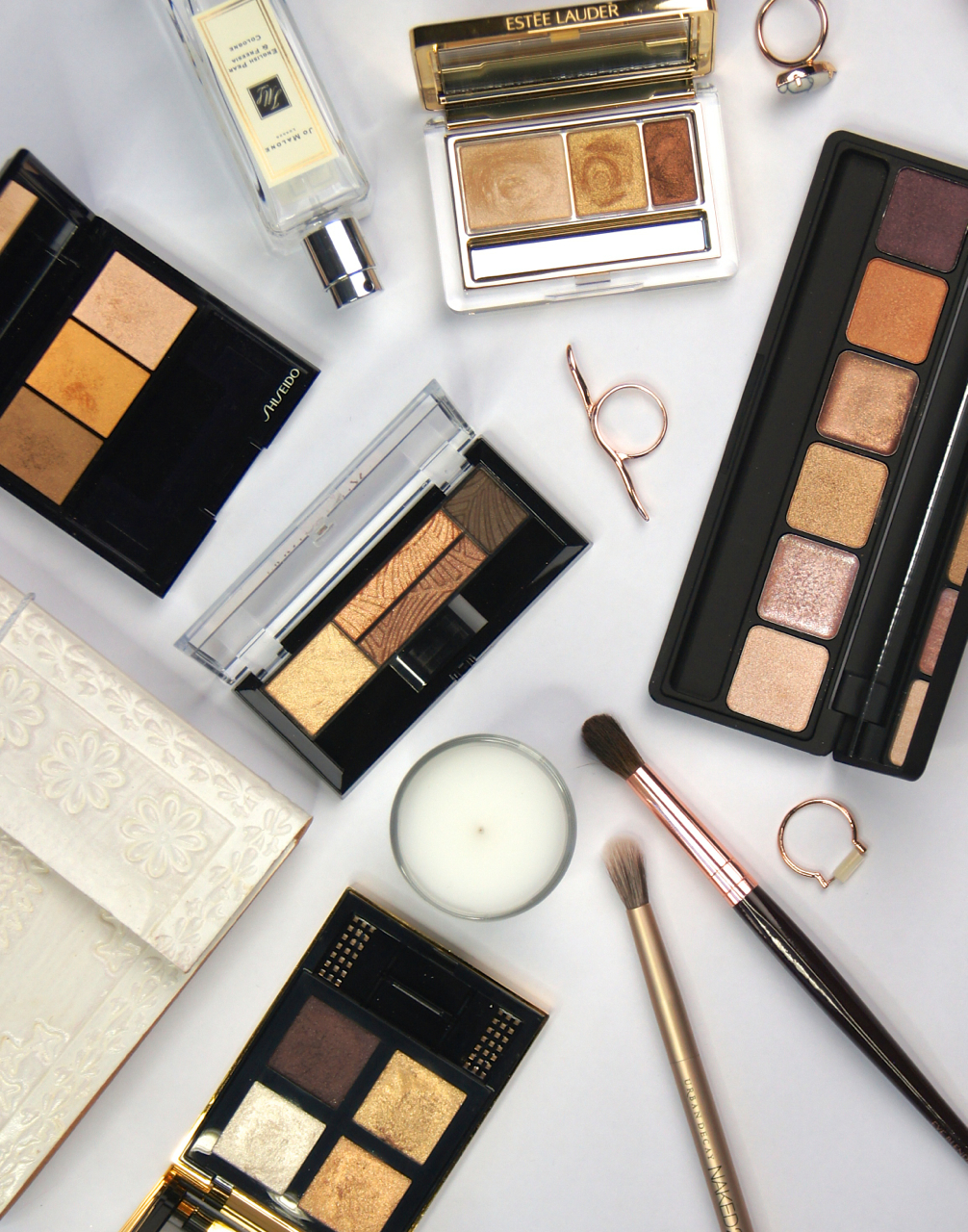 5 best gold toned eyeshadow palettes all budgets luxury and affordable options