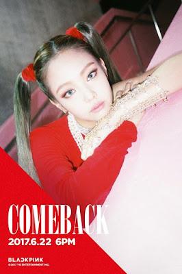 beliau juga diketahui merupakan anggota dari girl grup  Profil Jennie