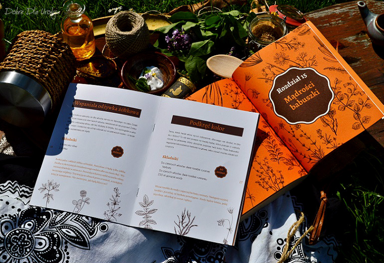 """Raisa Ruder i Susan Campos """" Sekrety urody babuszki. Słowiański elementarz pielęgnacji """" wydawnictwo Znak Literanova"""