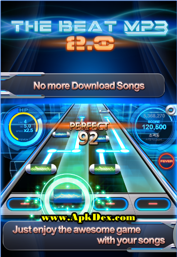 BEAT MP3 2.0 - Rhythm Game Mod Apk