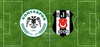 Atiker Konyaspor - BeşiktaşCanli Maç İzle 07 Ekim 2018