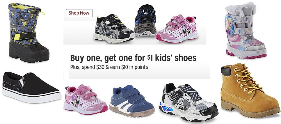 e585f2e1dc50 1. Kmart Kids  Shoes