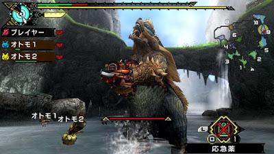 Monster Hunter Tri WII ISO Download – isoroms.com