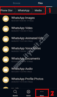 WhatsApp-Status-Folder-File-Manager