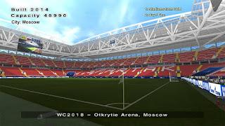 Otkrytiye Arena ( World Cup 2018 )