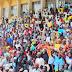 El-rufai, Deputy Organize Crowd To Pray For Buhari In Kaduna (See Photos)