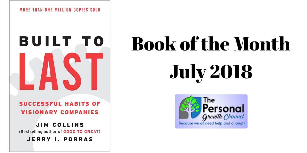 Built to Last: Book of the Month Selection