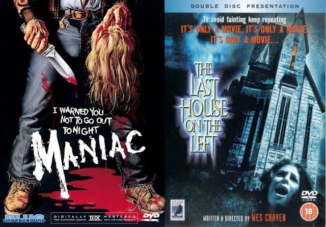 Film Lama: Maniac (1980) & The Last House On The Left
