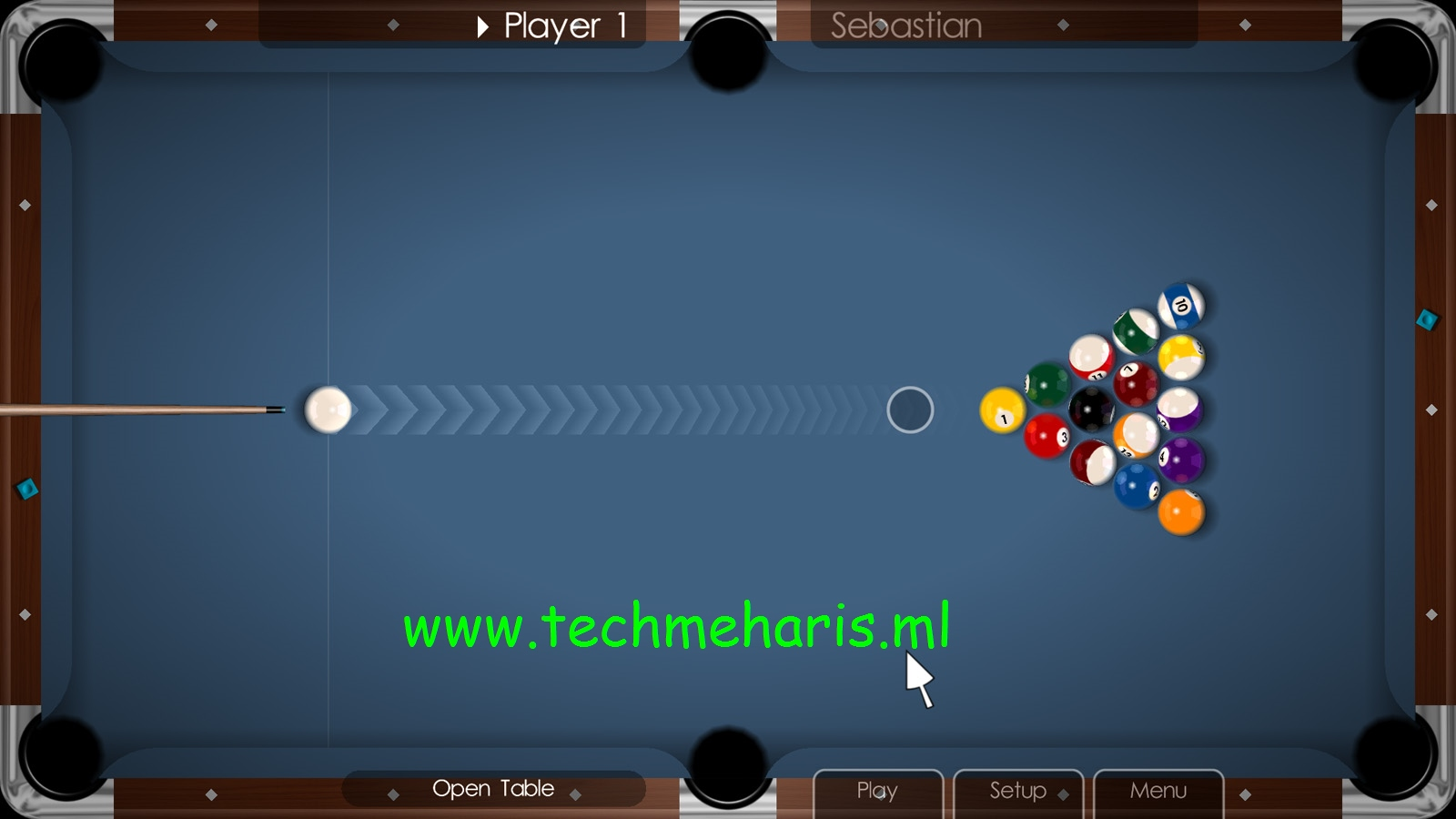 Cue Club Game Snoker game for pc Download and Play Free