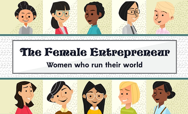 The Female Entrepreneur: Women Who Run Their World