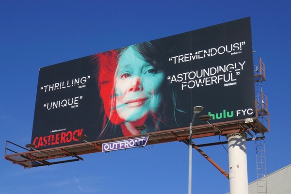 Castle Rock Sissy Spacek Hulu FYC billboard
