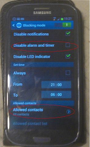 samsung galaxy s3 sms sound not working