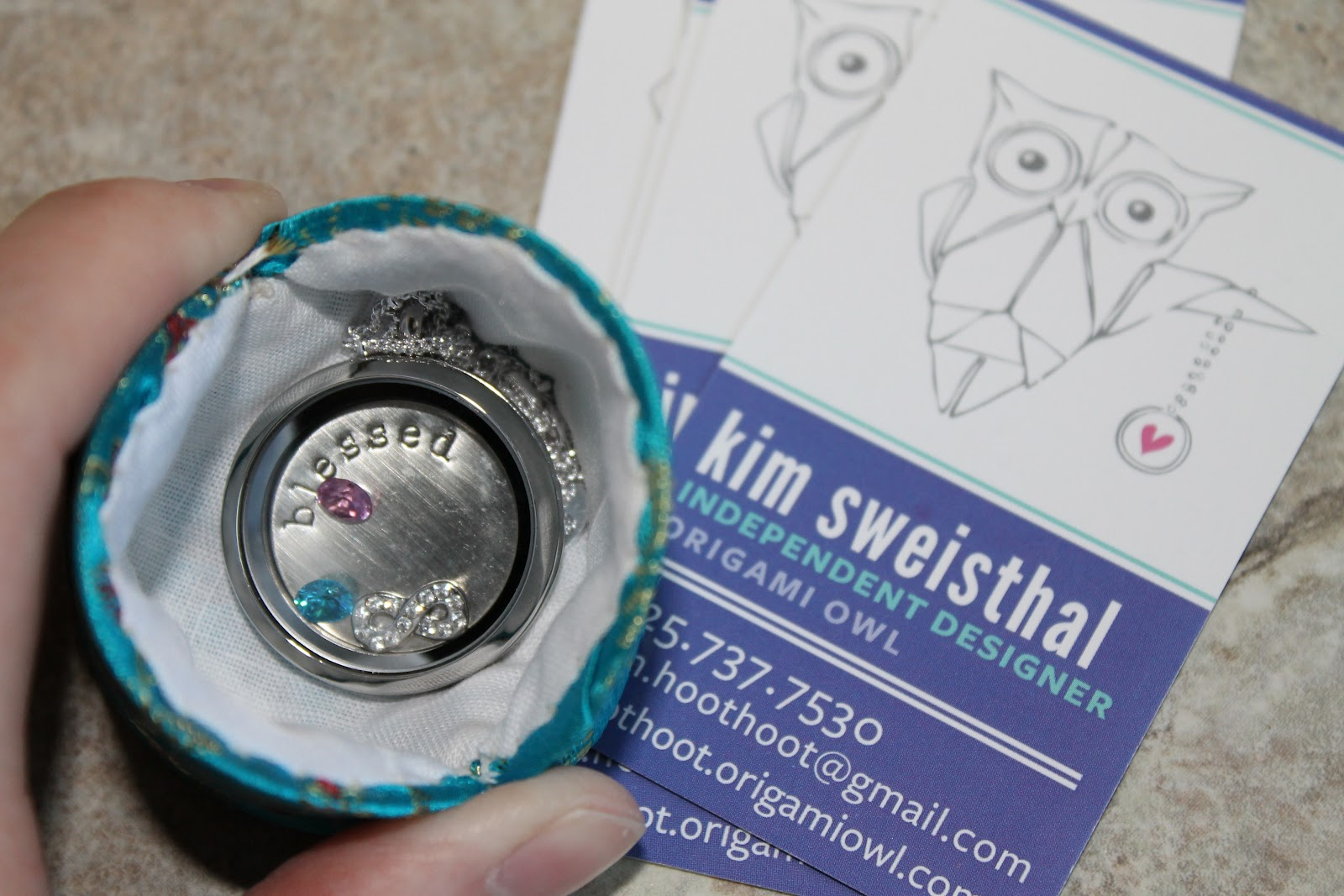 My Creative Side: Origami Owl REVIEW! - photo#2