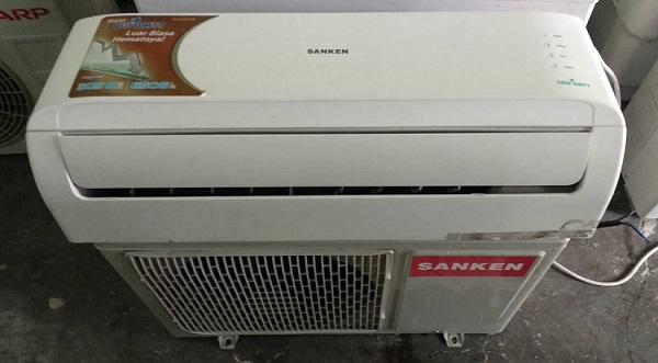 Jual AC Sanken 1/2 PK Low Watt Baru
