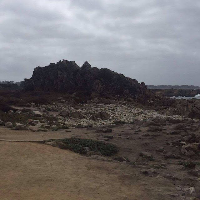 China Rock at 17 Mile Drive