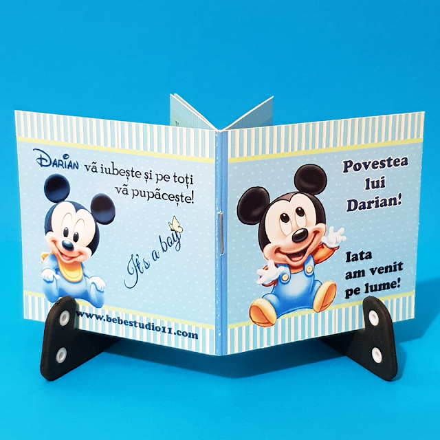 marturie botez mickey mouse