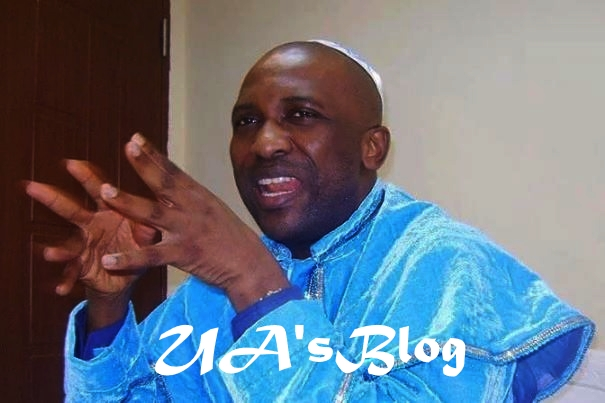 What God Told Me About Saraki Becoming Nigeria's Next President - Primate Ayodele Reveals