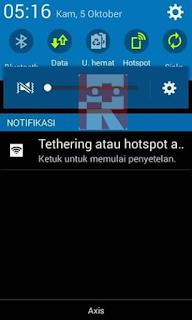 hotspot seluler konfigurasi 1
