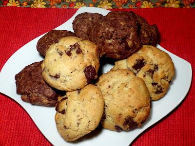 Como fazer cookies, receita americana