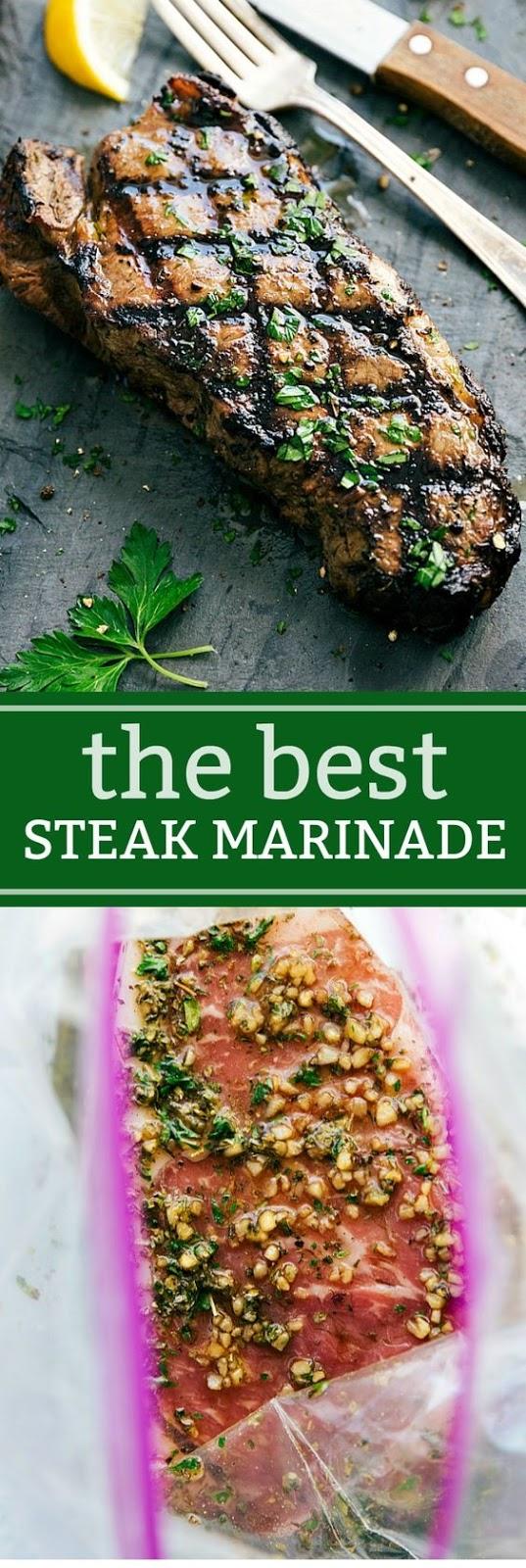 Easy Steak Marinade