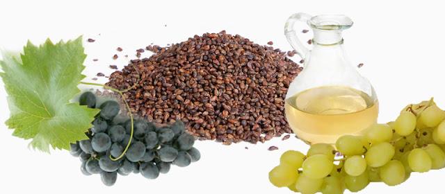 استعمالات و فوائد العنب و بذر العنب الطبية