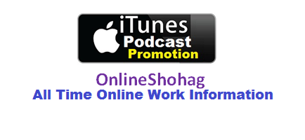 Will Do Great Service For iTunes Podcast Promotion (Top Rank