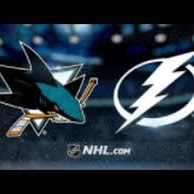 Sharks at Lightning