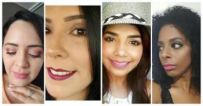 diferentes tipos de chicas con labiales